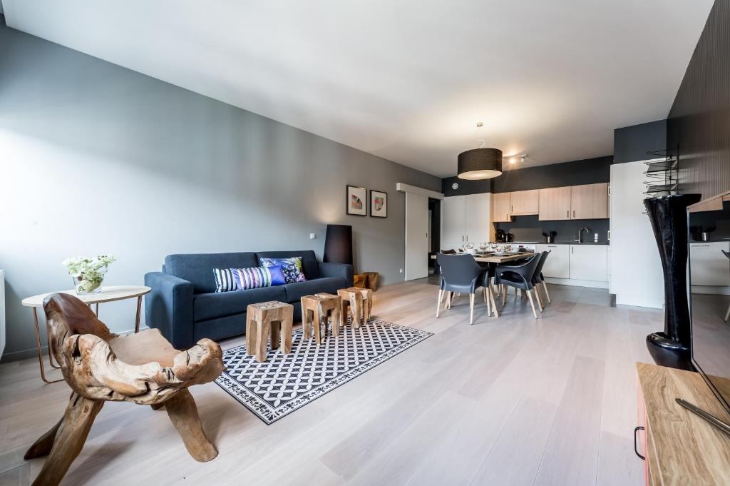 Smartflats Design - Cathédrale, Льеж, Бельгия