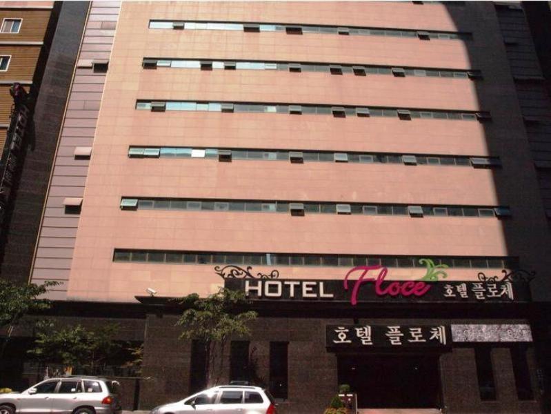 Hotel Floce, Пучхон, Южная Корея