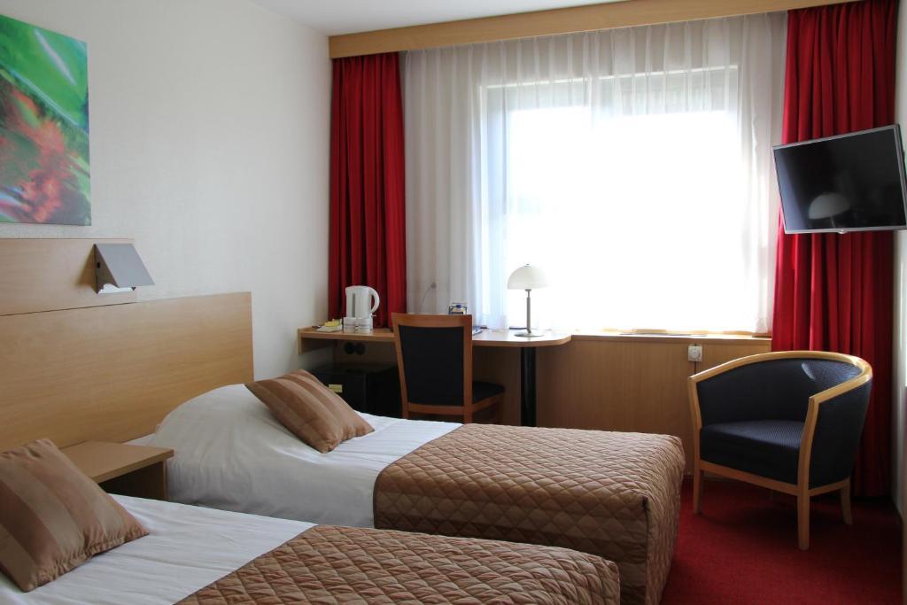 Bastion Hotel Leiden Voorschoten, Лейден, Нидерланды