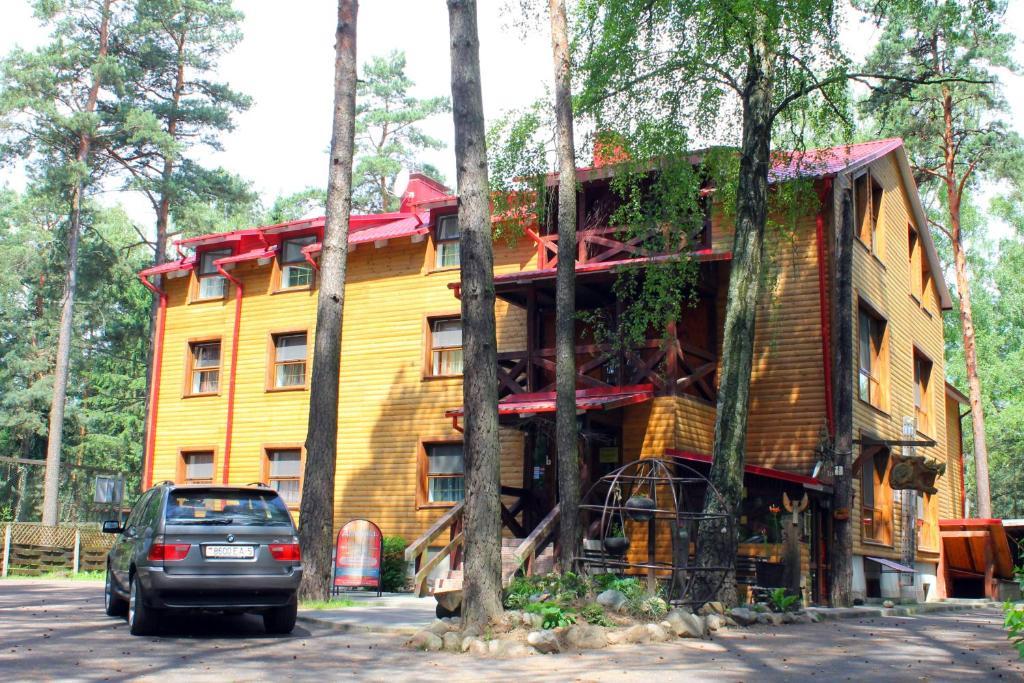 Гостиница Дудинка Сити, Борисов, Беларусь
