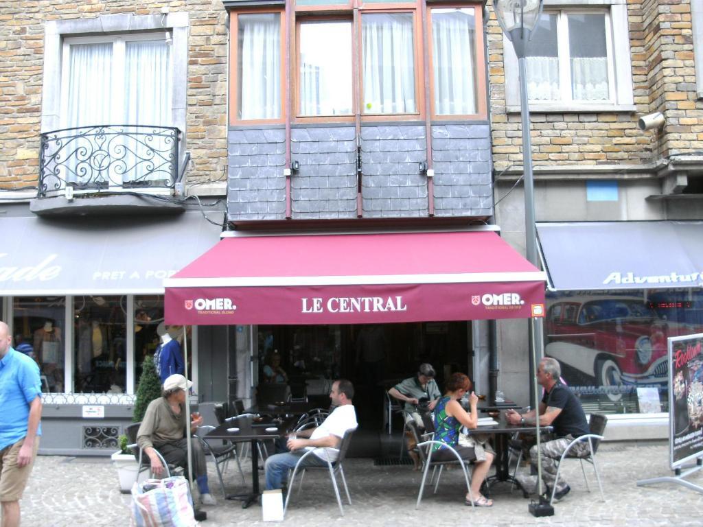 Résidence Le Central, Ла-Рош-ан-Арден, Бельгия