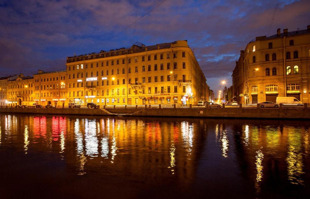 Отель Астерия, Санкт-Петербург