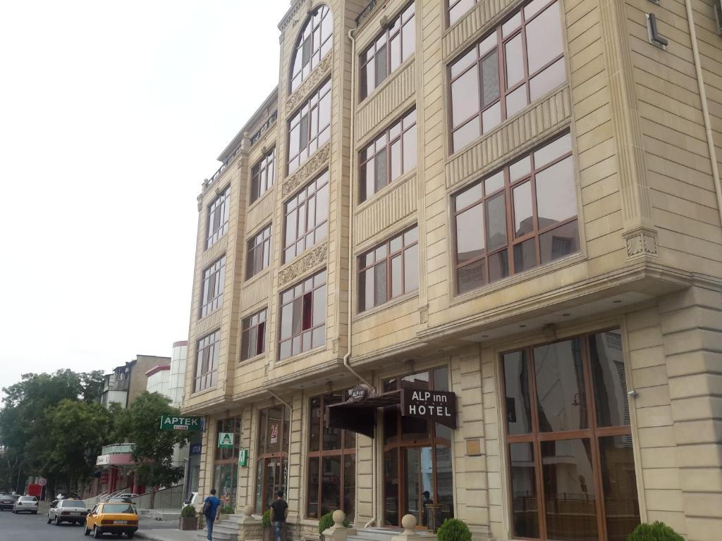 Отель Alp Inn, Баку, Азербайджан