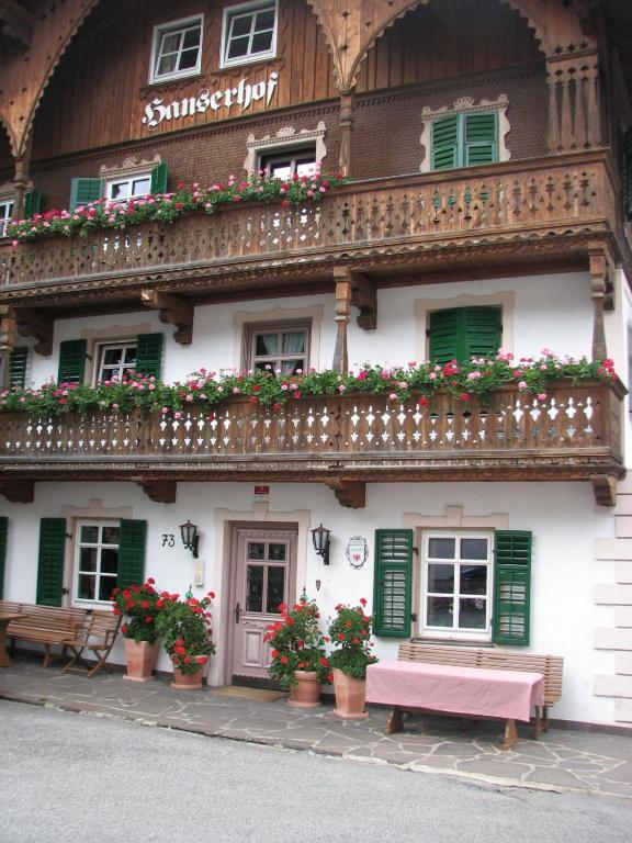 Hanserhof, Альпбах, Австрия