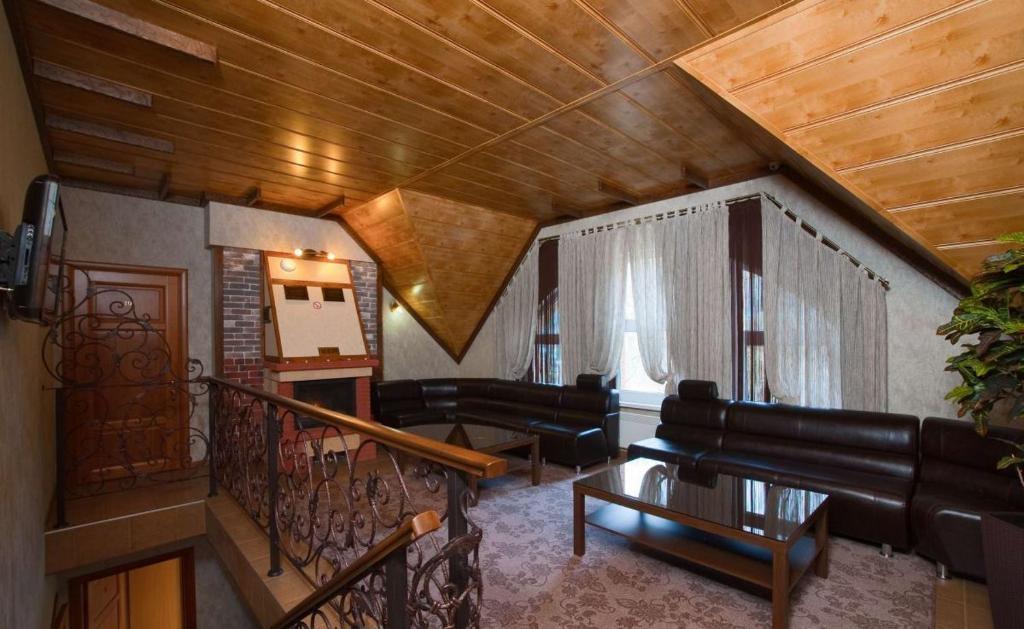 Гостевой дом Шале Вояж, Гузерипль