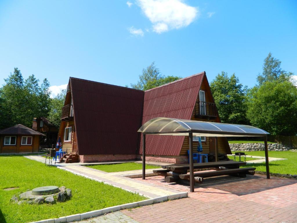 Коттеджный комплекс Зимняя Сказка, Коробицыно
