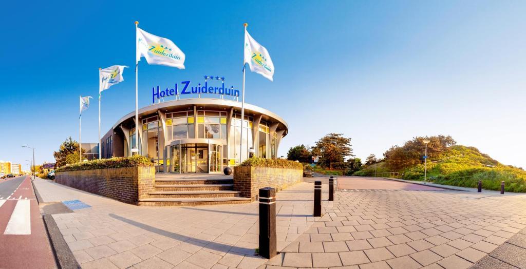 Hotel Zuiderduin, Эгмонд-ан-Зее, Нидерланды