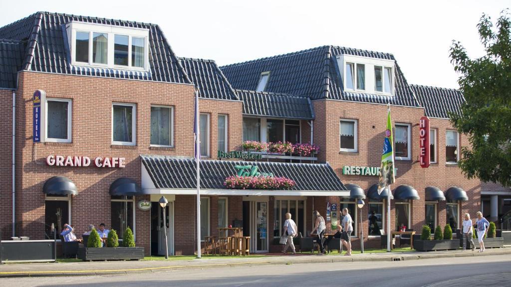 Hotel Restaurant Talens Coevorden, Гронинген, Нидерланды