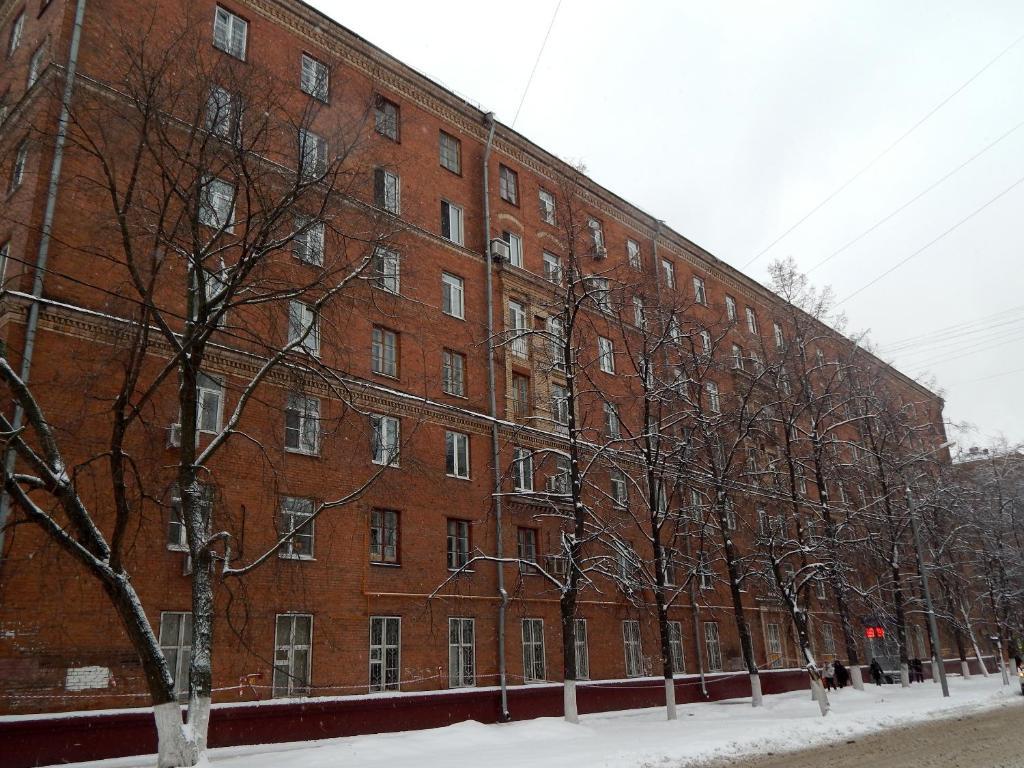 Гостиница Авиамоторная, Москва