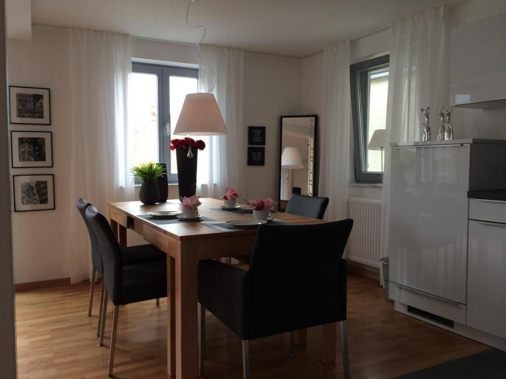 ferienwohnung ferienwohnung central (deutschland bad buchau, Hause ideen