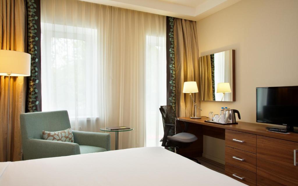 Отель Hilton Garden Inn Moscow New Riga