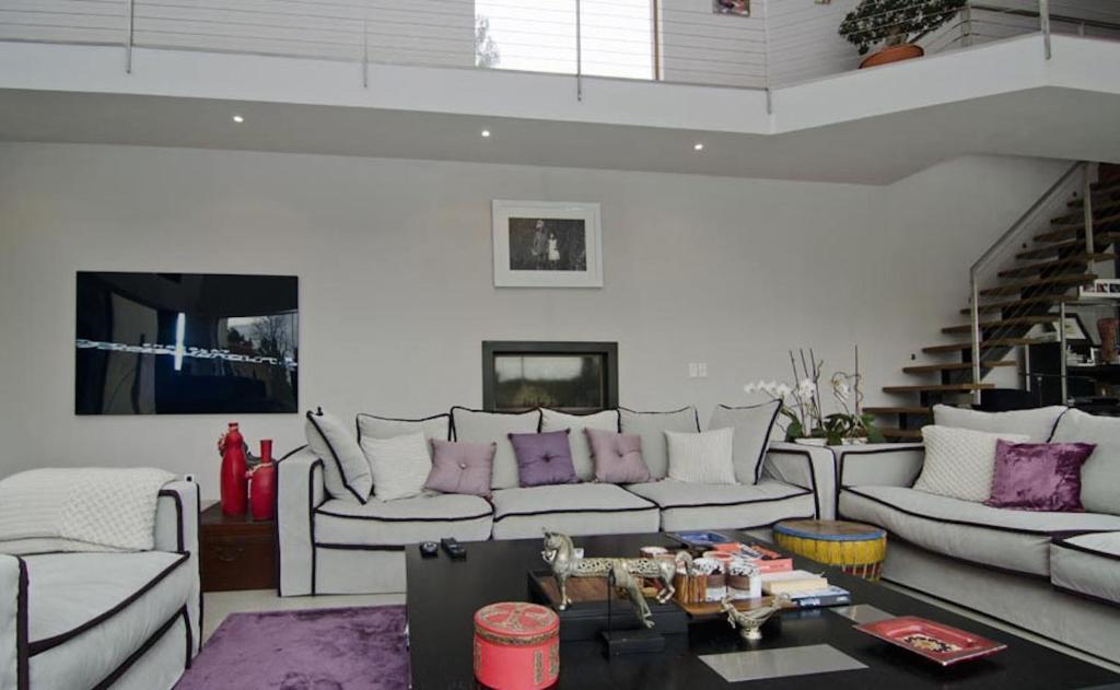 Design luxe villa house balinaise Франция Экс ан Прованс