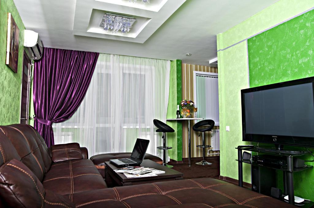 Апартаменты РичХаус на Алиханова 40, Караганда, Казахстан