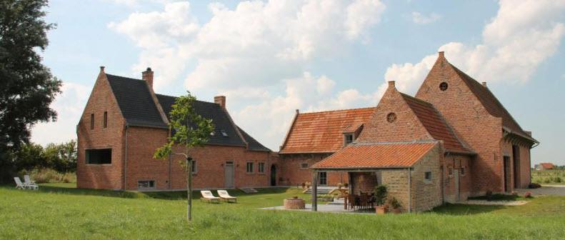 Holiday Home Victoria Fields, Диксмёйде, Бельгия