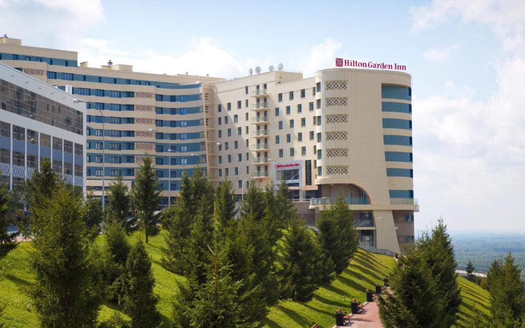 Отель Hilton Garden Inn Ufa Riverside, Уфа
