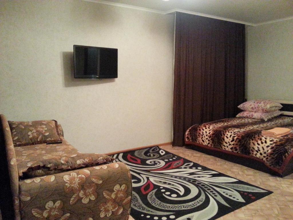 Апартаменты На проспекте Абдирова, Караганда, Казахстан