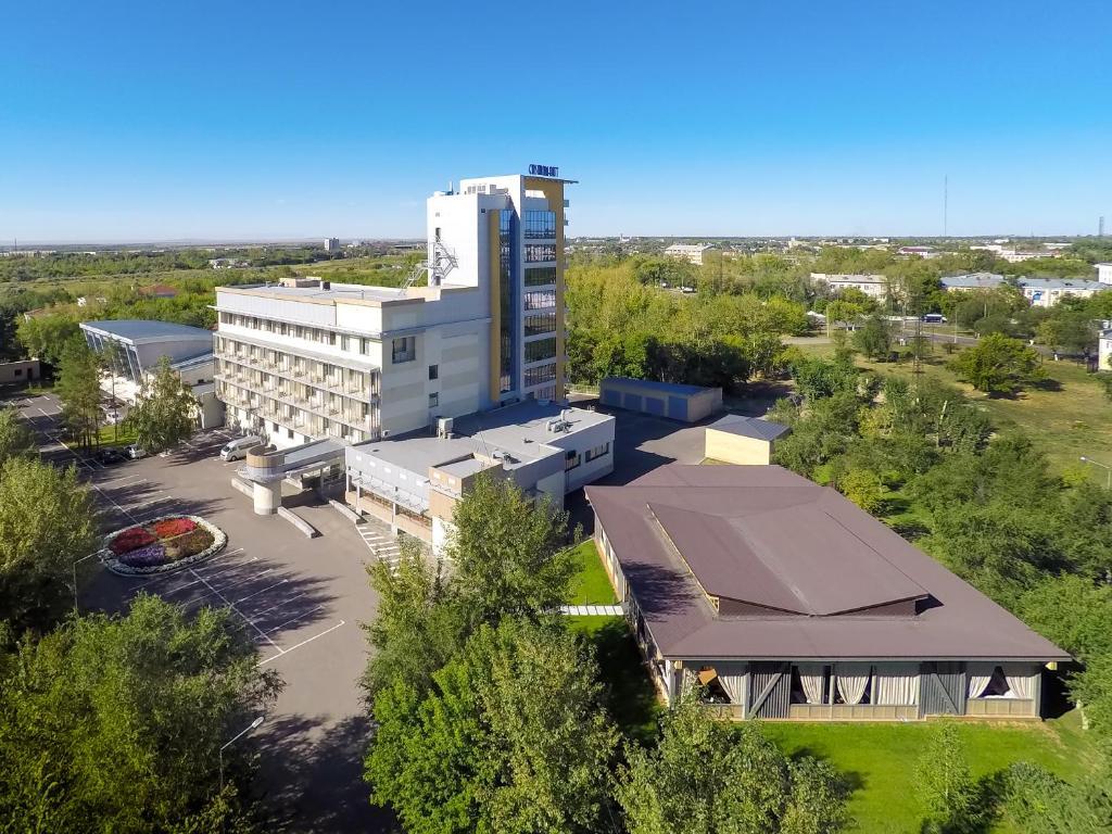 Отель Космонавт, Караганда, Казахстан