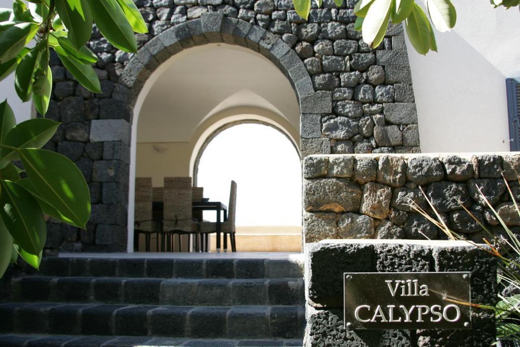 Villa Calypso - Pantelleria