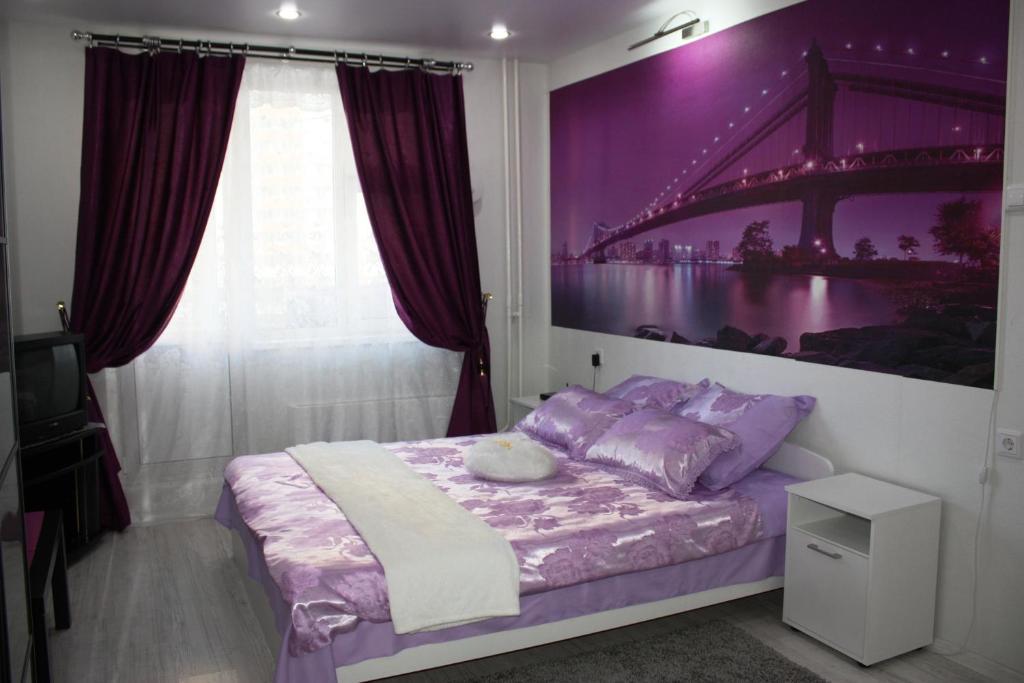 Апартаменты Purple Manhattan, Железнодорожный