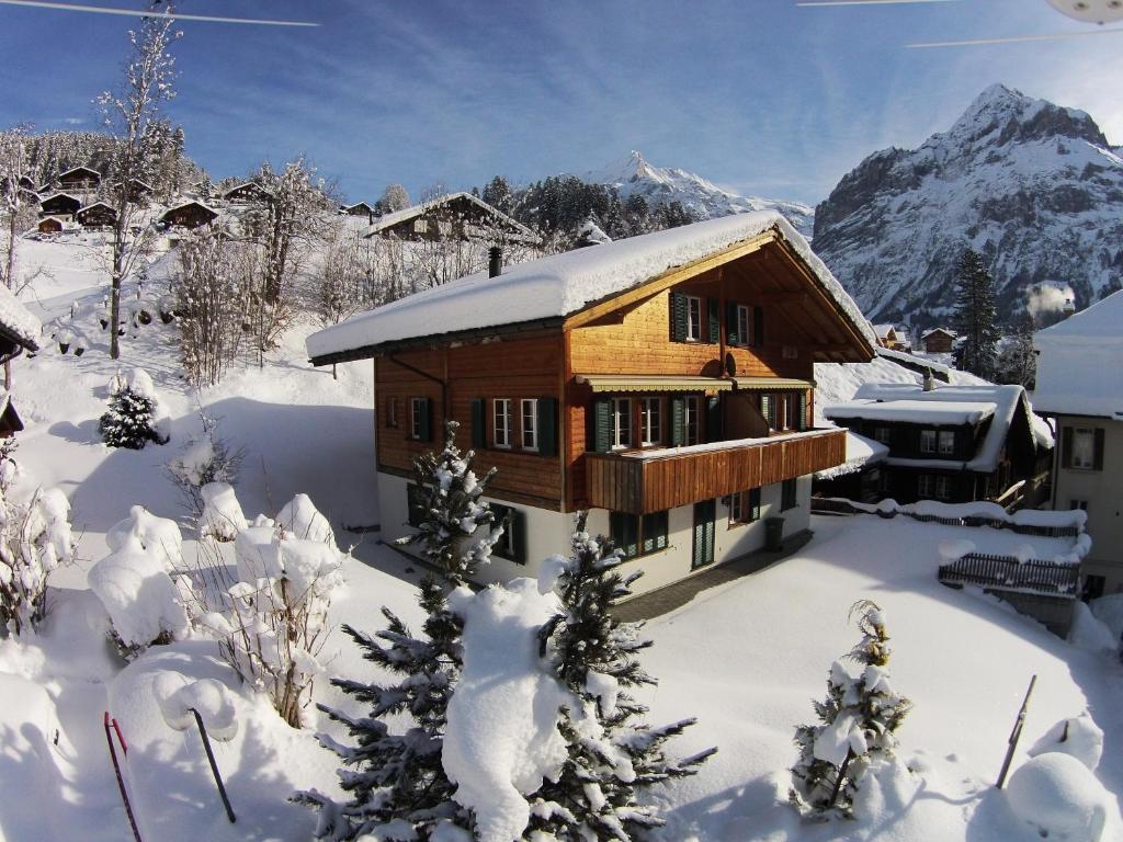 Apartment Kiwi rechts 3.5 - GriwaRent AG, Гриндельвальд, Швейцария
