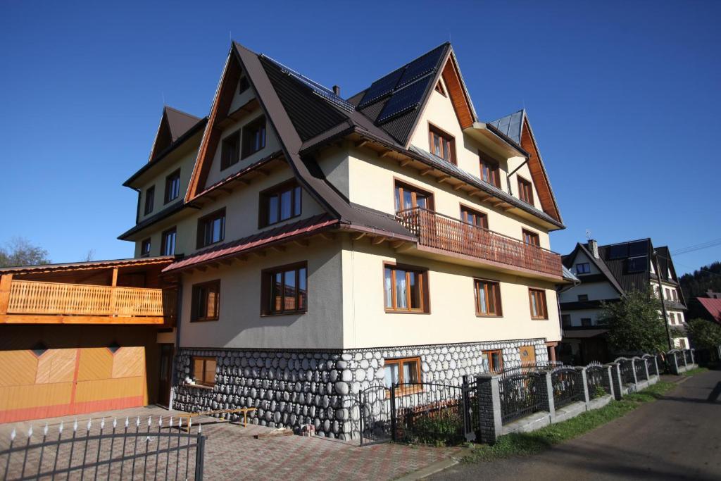 Dom Wypoczynkowy u Niedzielskich, Бялка, Польша
