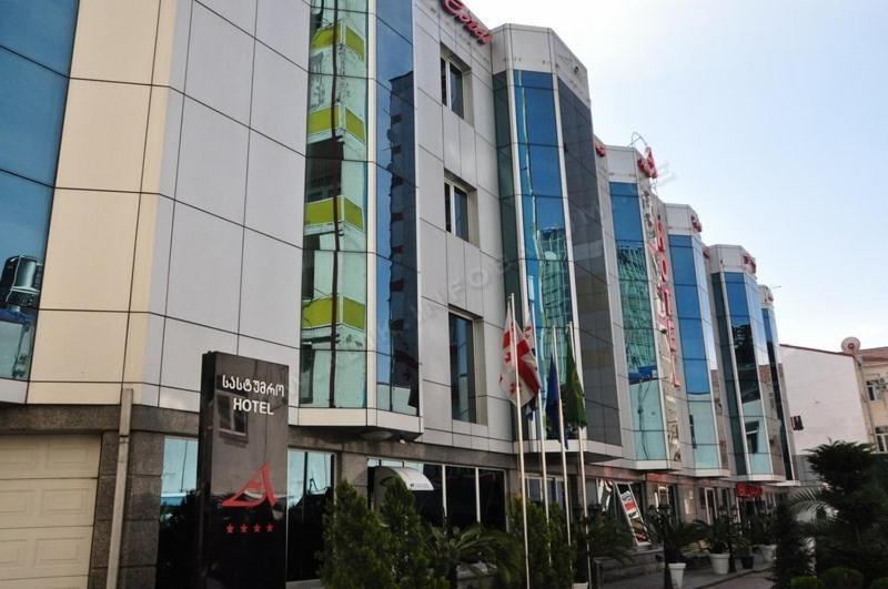 Отель Алик