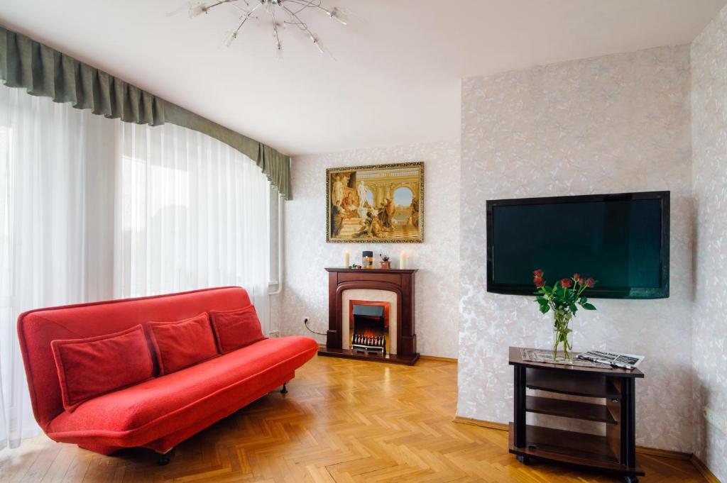 Апартаменты Маяковского 8, Минск, Беларусь