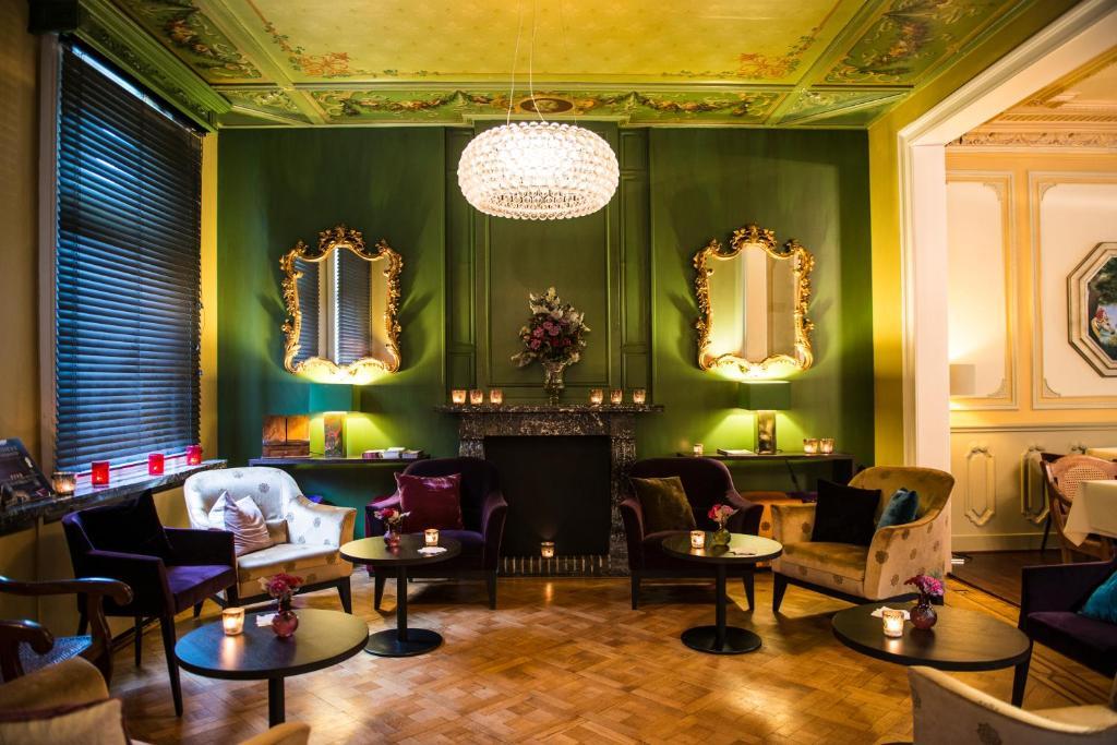 Hotel Villa Tilia, Тюрнхаут, Бельгия
