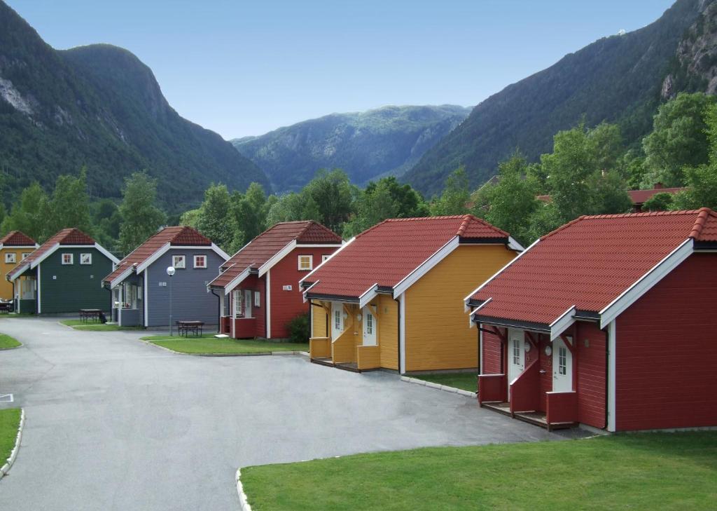 Rjukan Hytteby, Рьюкан, Норвегия