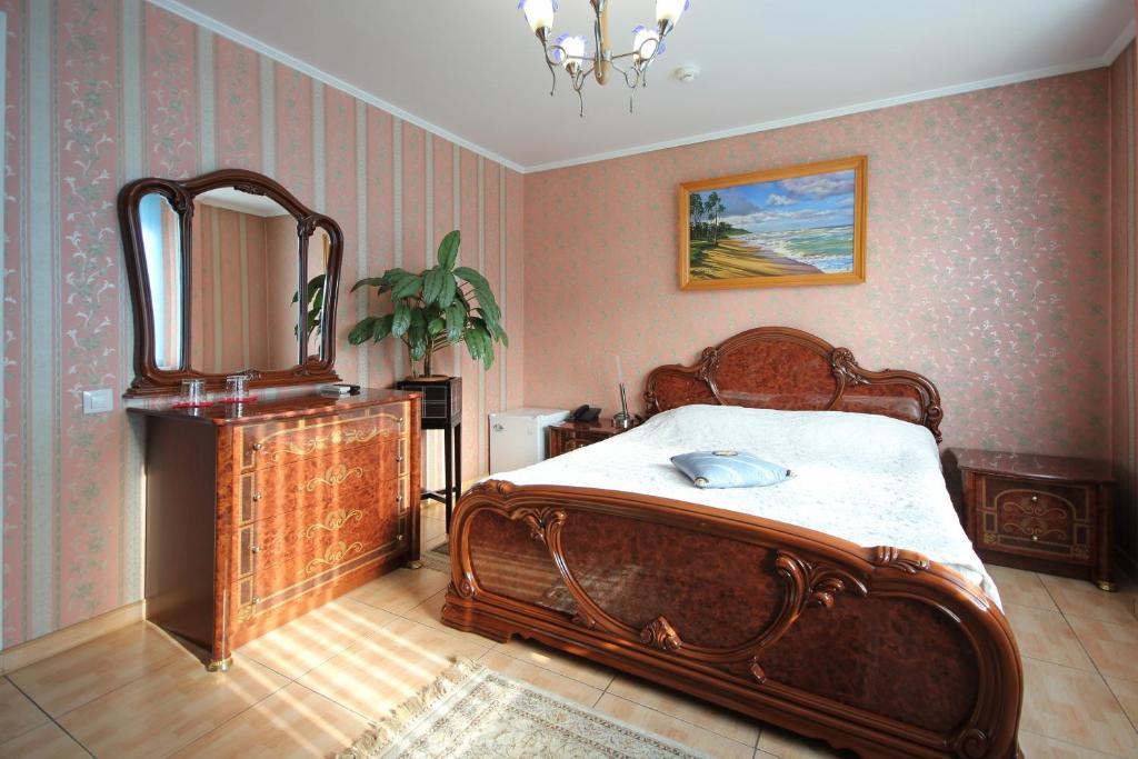 Отель Надежда и К, Новокузнецк