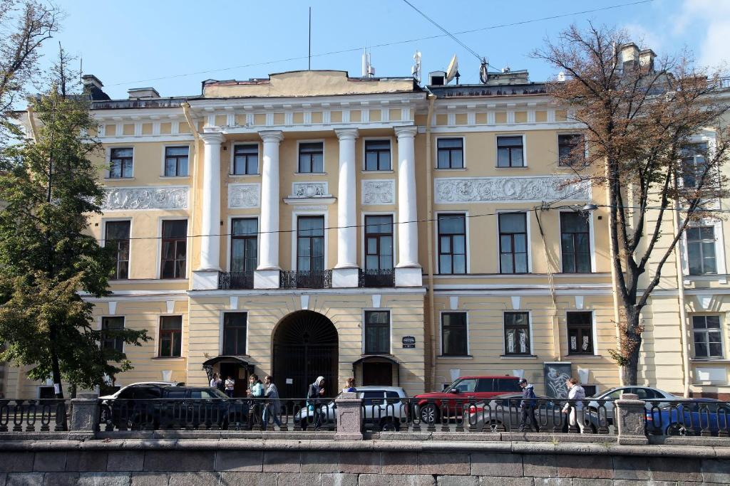 Гостиница История на Грибоедова, Санкт-Петербург