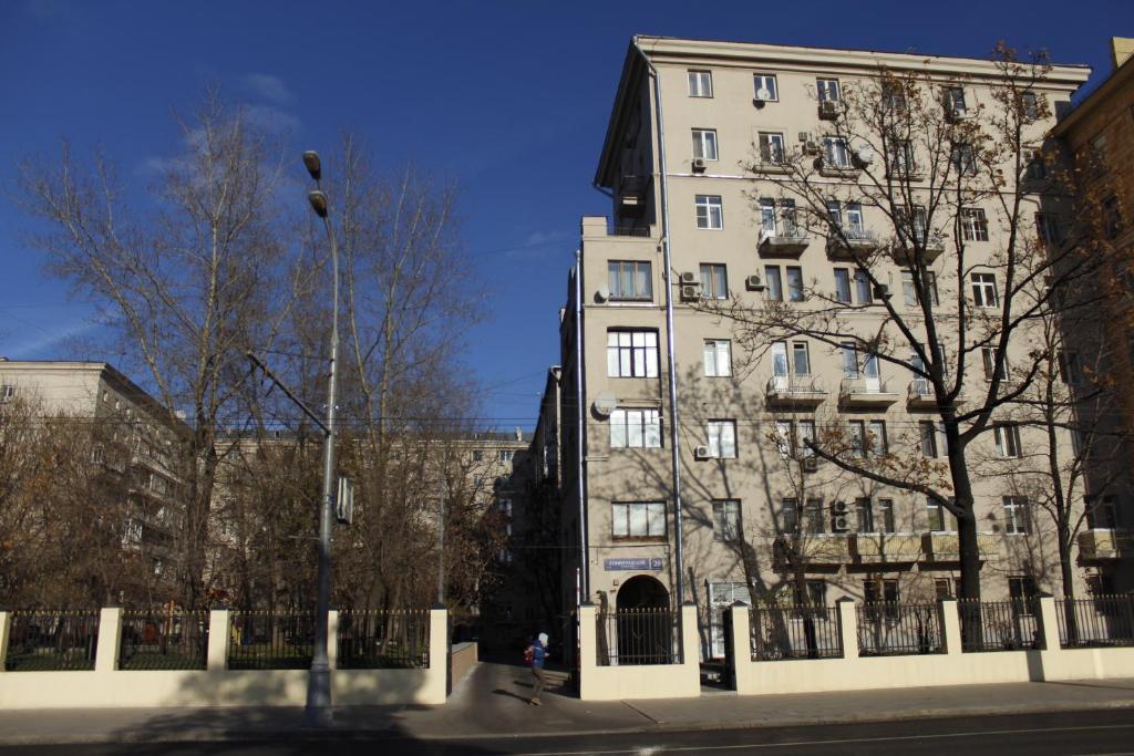 Мини-отель Ленинградский 28, Москва