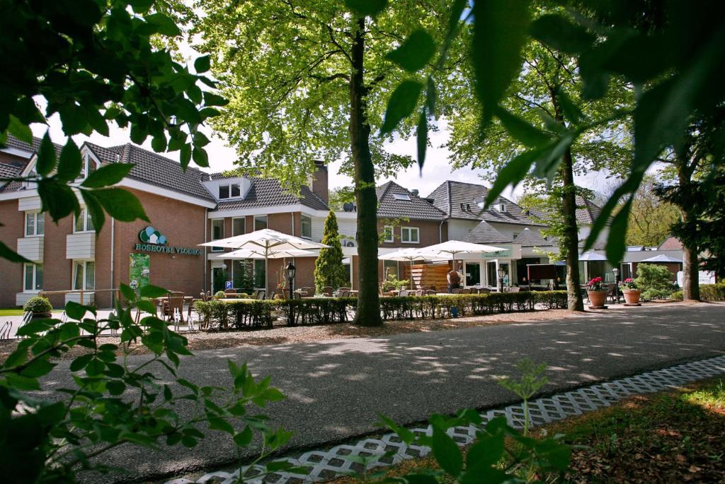 Boshotel - Vlodrop, Roermond, Рурмонд, Нидерланды