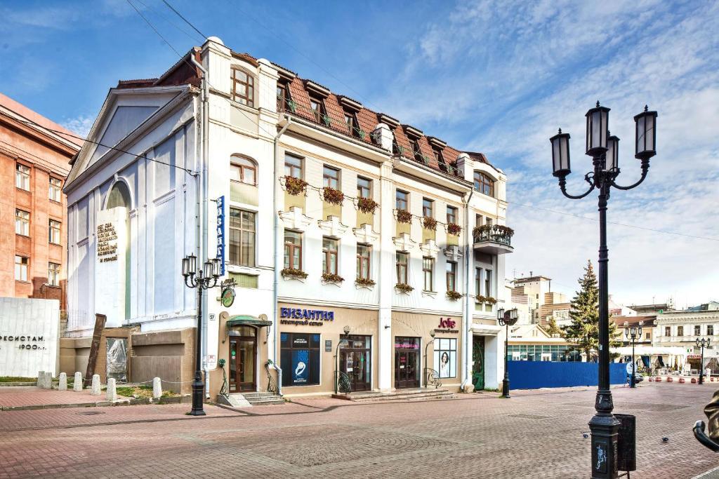 Отель Жук-Жак, Нижний Новгород