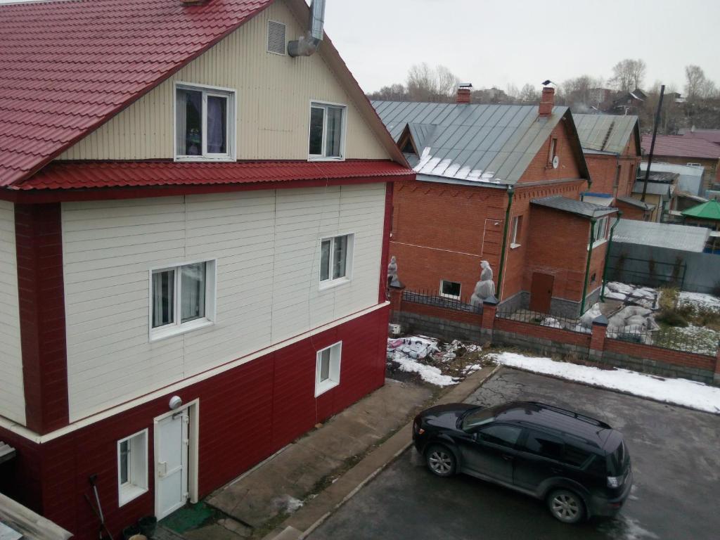 Гостевой дом Севастопольская, Томск