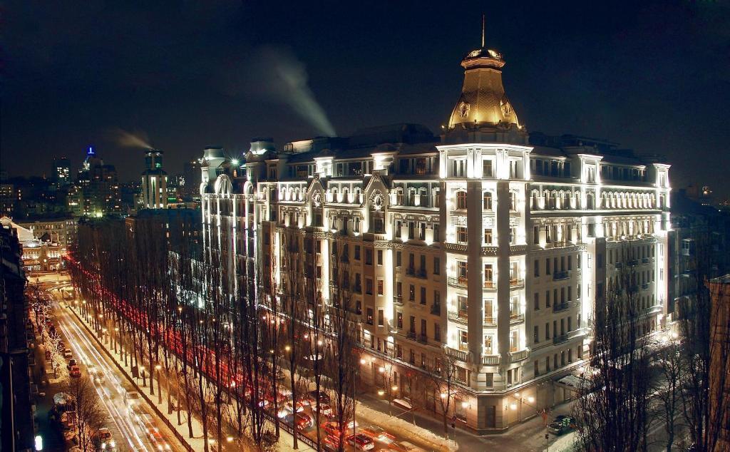 Отель Premier Palace, Киев, Украина