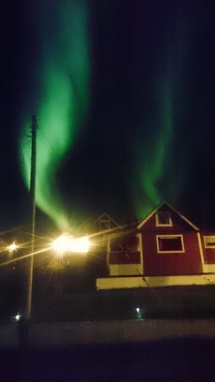 Hammerstad Camping, Сволваер, Норвегия