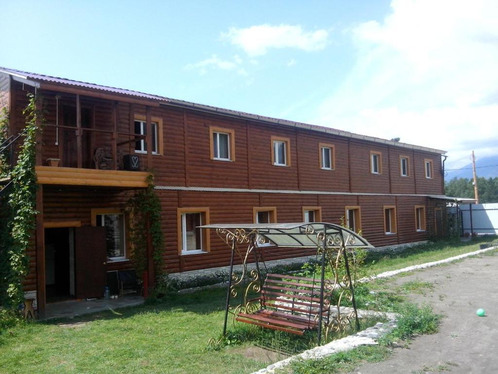 Гостевой дом Лазаревых, Аршан