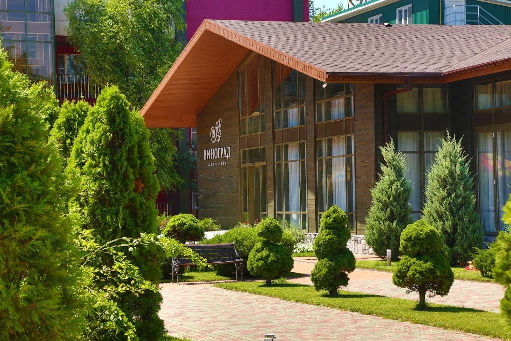 Отель Жардин, Ростов-на-Дону