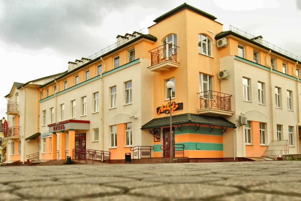 Отель Славия, Гродно, Беларусь