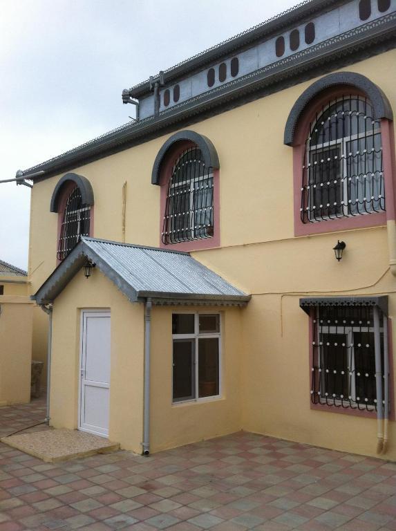 Гостевой дом Hasanovs Villa