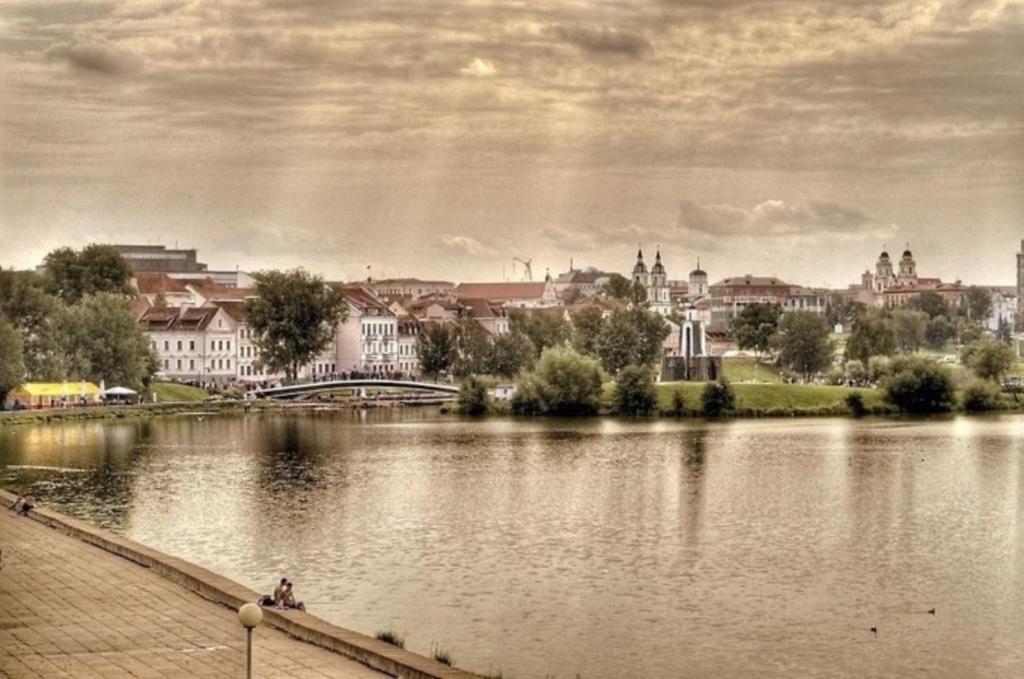 Апартаменты Натали На Старовиленской, Минск, Беларусь