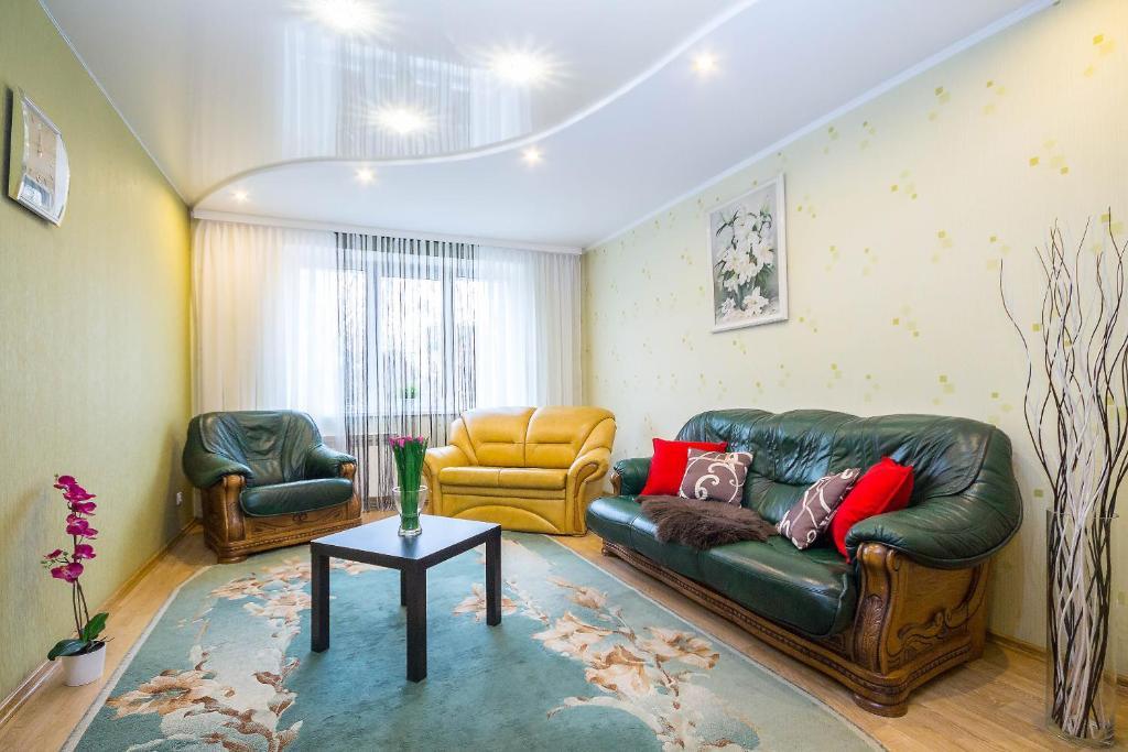 Апартаменты ДомМинск На Заславской, Беларусь