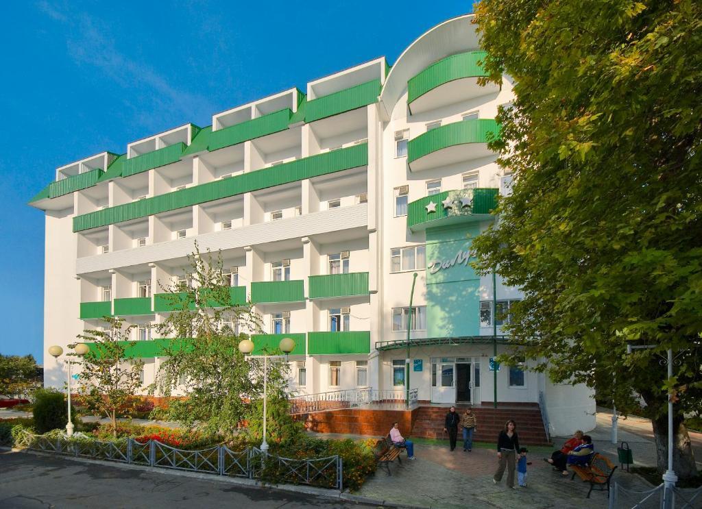 Санаторно-гостиничный комплекс ДиЛуч, Анапа