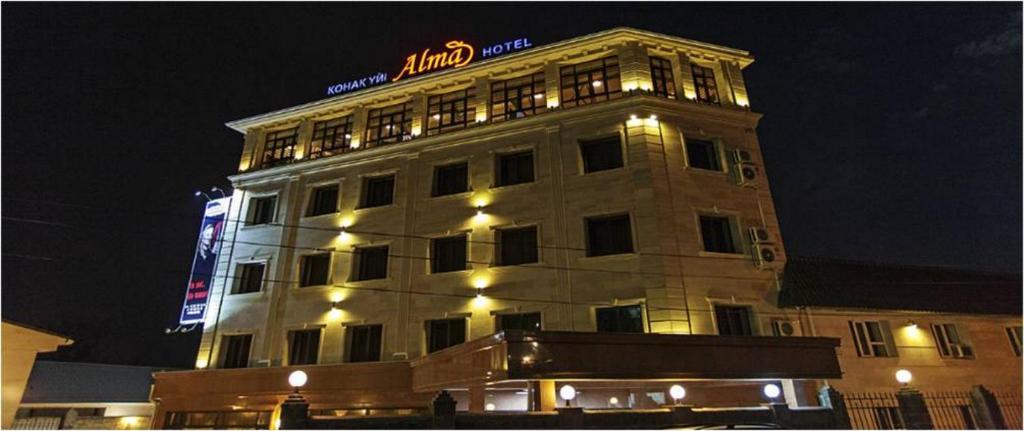 Отель Алма, Алматы, Казахстан