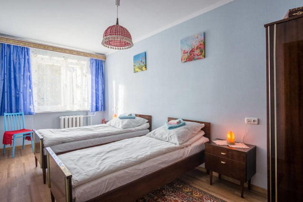 Апартаменты на Лынькова 67, Минск, Беларусь