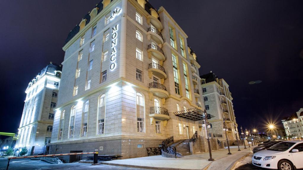 Отель Монако, Астана, Казахстан