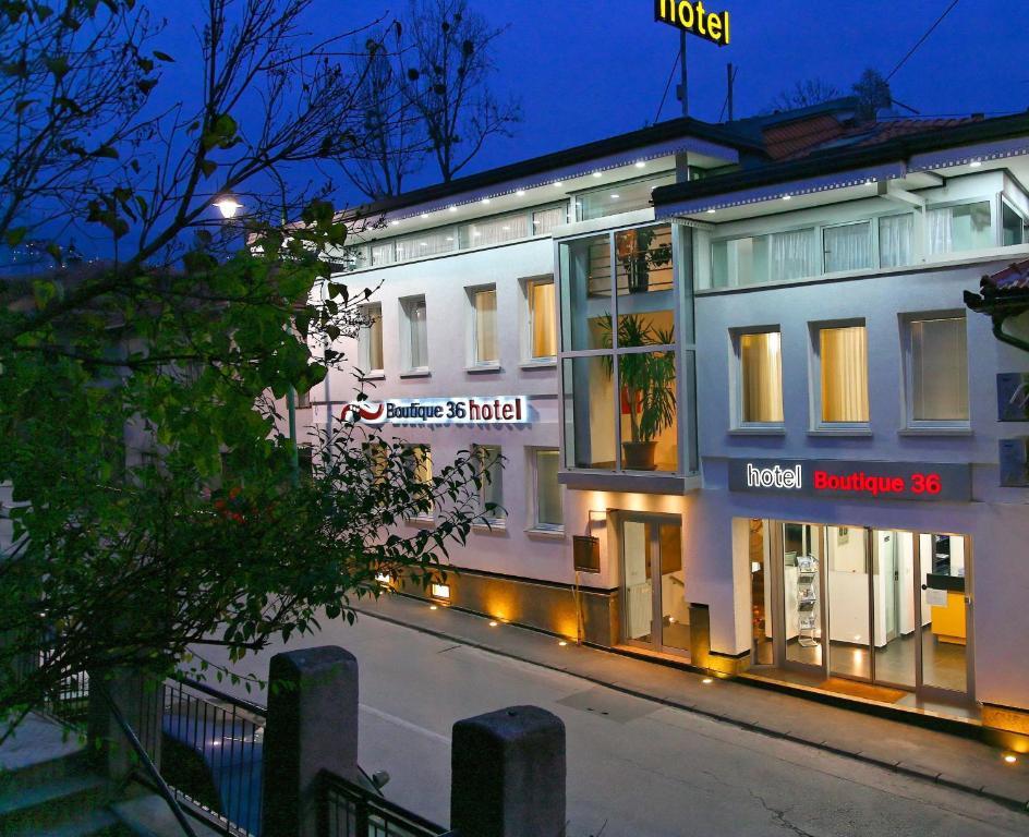 Hotel Boutique 36, Сараево, Босния и Герцеговина
