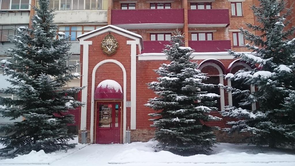 Гостиница Тортуга, Аша