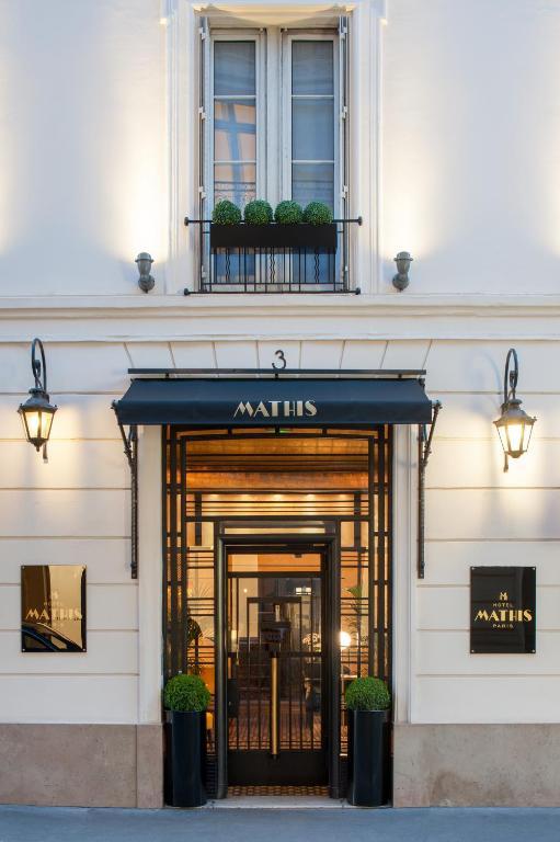 Hôtel Mathis Elysées